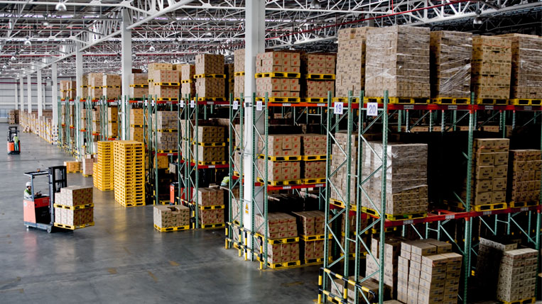 OEC Group Global Warehousing & Distribution